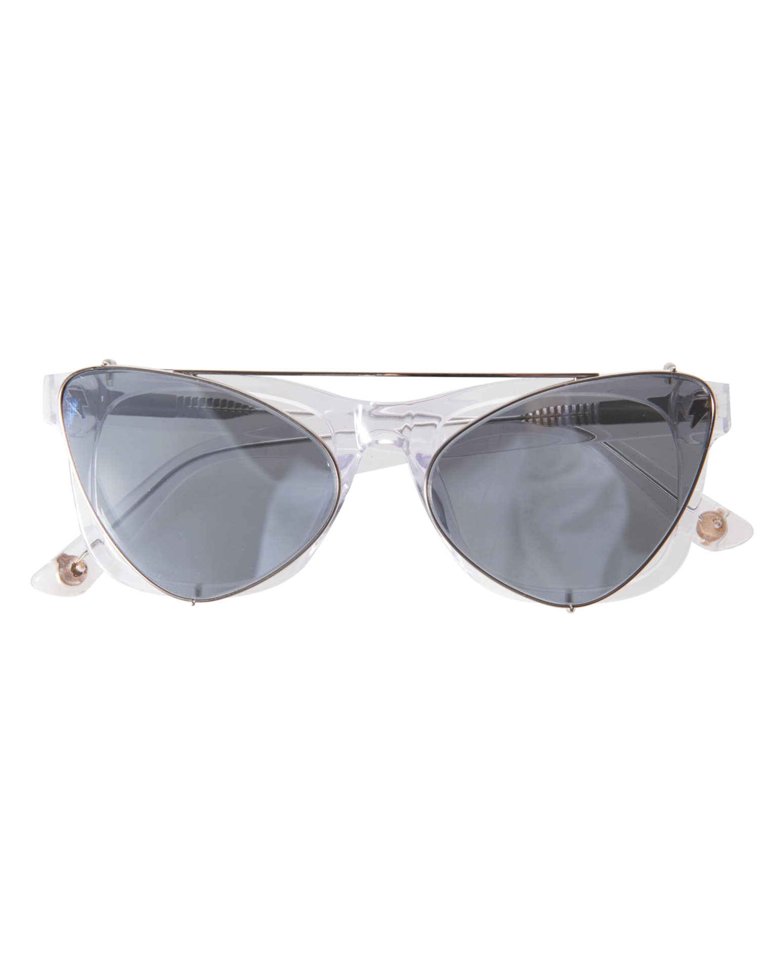 CLIP-ON POINT SUNGLASSES