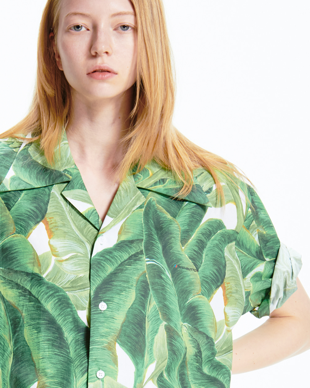 PATTERN WIND SHIRT
